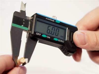 Caliper Rule According DIN 862