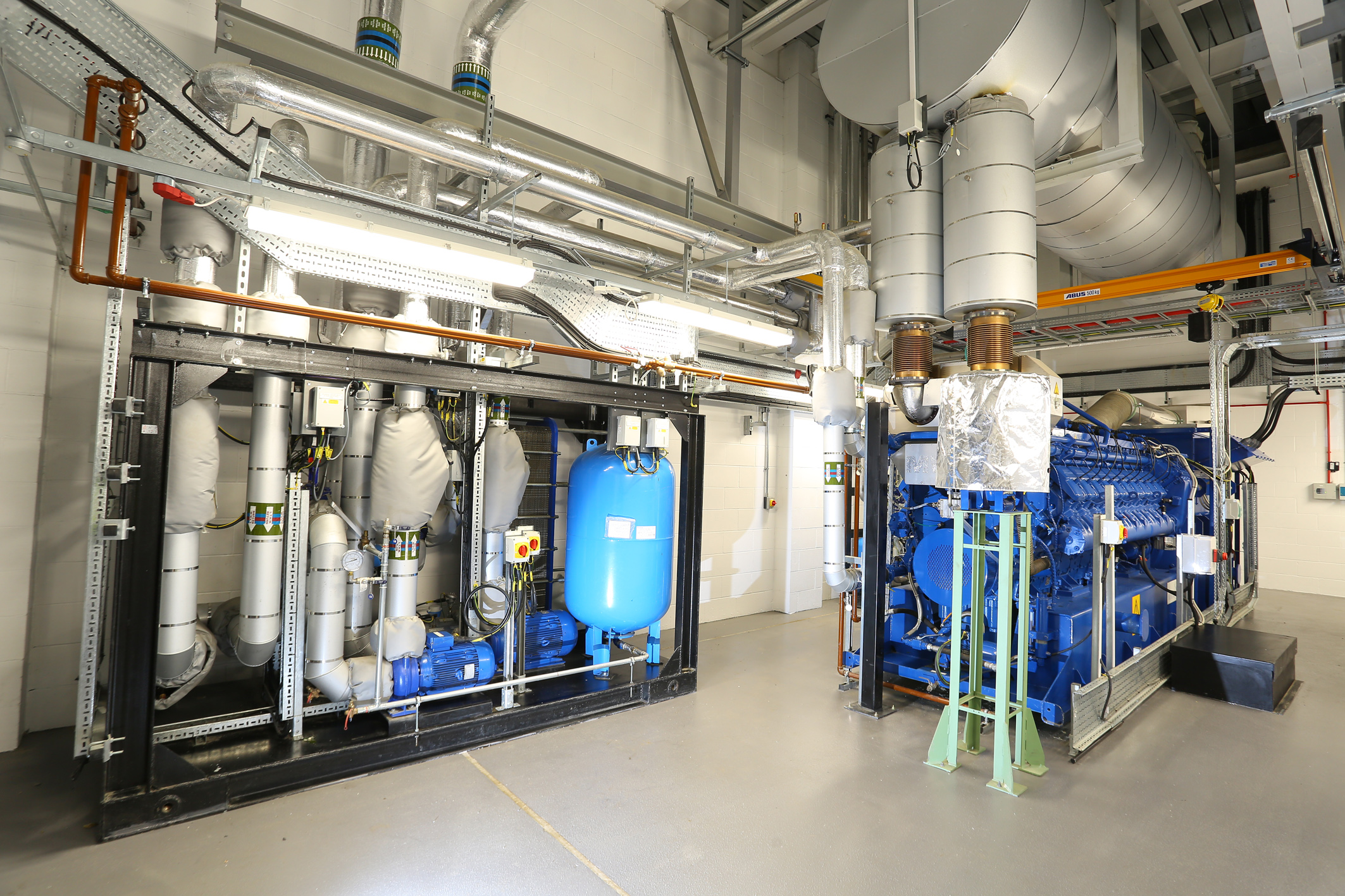 Award Winning CHP District Energy Scheme Brings Low Cost Energy to Gateshead-1