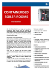 PBS - Containerised Boiler Rooms - HOT WATER - Brochure