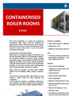 PBS - Containerised Boiler Rooms - KK Steam - Brochure
