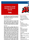 PBS - Model THS - Automatic Steam Pressure Boilers - Brochure