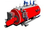 PBS - Model THS - Automatic Steam Pressure Boilers