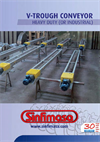 Sinfines - Trough Shape Worm Conveyor Brochure