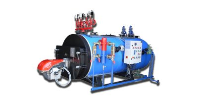 Akkaya - Model KBB - Reverse Flame Steam Boilers