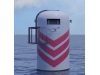 Aquantis Advanced Turbine Technology for Ocean Current Power Generation Video