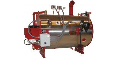Steam-Flo - Low Pressure Steam Generators