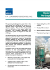 Waste Heat Pre-Evaporation - Technical Paper