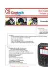 BIOGAS - Model 5000 - Portable Biogas Analyser Datasheet