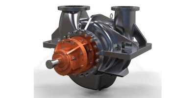 Rodelta - Model KBTS,KBTD (BB2) - Between Bearing Two Stage Single Suction Centerline Supported Pump