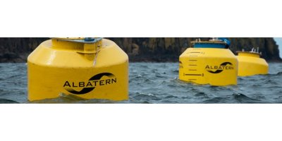WaveNET - Model 6 Series - Array Based Wave Energy Device