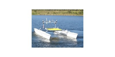 Catamaran - Model 5.7 Meter - General Purpose USV System