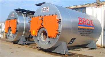 BROX - SCOTCH Steam Boiler