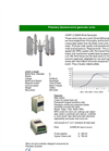 Model C-500W - Vertical Axis Wind Turbines - Datasheet