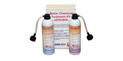 Hydro-Solv - Model QC - Aerosol Hydronic Cleaner System