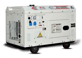 Model DG8500TSE - Portable Diesel Genset
