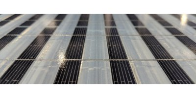 SimbaX - Silicon and Cost Reducing Technology for Utility Solar Panels