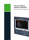 SINEAX AM3000 Instrument for Measurement and Monitoring of Power Systems - Operating Instructions