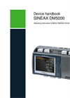 SINEAX DM5000 For Monitoring all Aspects of Power Distribution - Operating Instructions