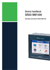 SIRAX MM1400 For Energy Measurement and Industrial Building Automation - Operating Instructions