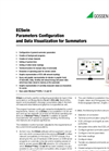 ECSwin Parameters Configuration and Data Visualization for Summators - Technical Data