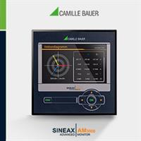 SINEAX - Model AM3000 - Instrument for Measurement and Monitoring of Power Systems