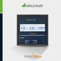 SIRAX - Model BM1200 - High Voltage DC Measuring