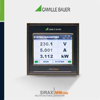SIRAX - Model MM1200 - Measuring Device