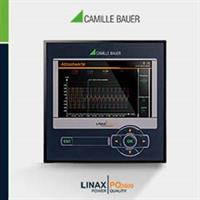 LINAX - Model PQ3000 - Transparent Monitoring of Power Quality and Energy Consumption
