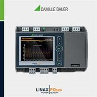 LINAX - Model PQ5000 - Transparent Monitoring of Power Quality and Energy Consumption