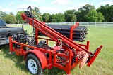 Hydra Fab - Model KD-2600 - Single Axle Diesel Powered Trailer Mounted Hydraulic Rig