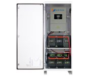 SimpliPhi Power Introduces AccESS Energy Storage System featuring DC Transformerless Sol-Ark Hybrid Inverter
