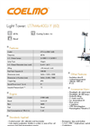 Coelmo - Model LT7M4x400J-Y - Light Towers Generating Sets Brochure