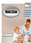 Weil McLain - High Trim Baseboards Brochure