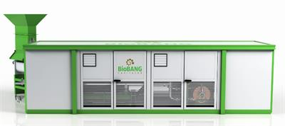 BioBANG - Biogas and Biomethane Plant