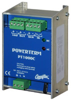 Powerterm - Model C2175A PT1000C 24Vdc PSU - Battery Charger
