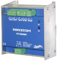 Powerterm - Model C2176B PT2000C 24Vdc PSU - Battery Charger