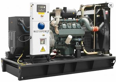 Masterpower - Model MD710 - Diesel Generators