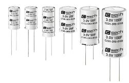 Sech - Solderable Ultracapacitors Small Cell