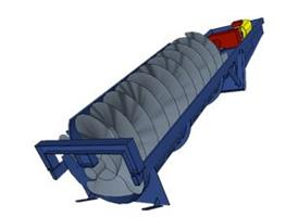 3Helix - Hydropower Turbine