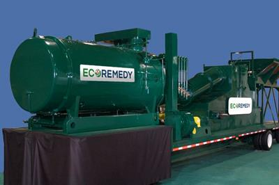 Ecoremedy - Gasification System