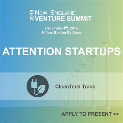 The New England Venture Summit 2019-2