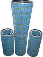 ZONEL FILTECH - Gas Turbine Filter Cartridge