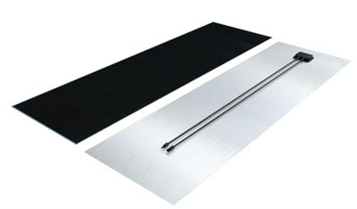 eMetal - Model 2.3m - Semi Flexible Panel