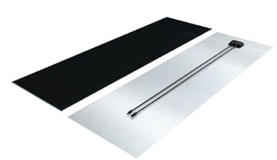 eMetal - Model 1.6m - Semi Flexible Panel